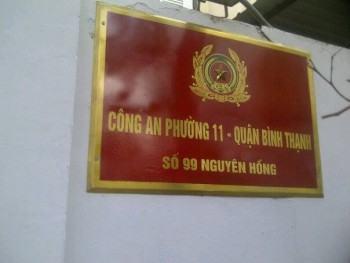 Trụ sở CAP 11, quận Bình Thạnh