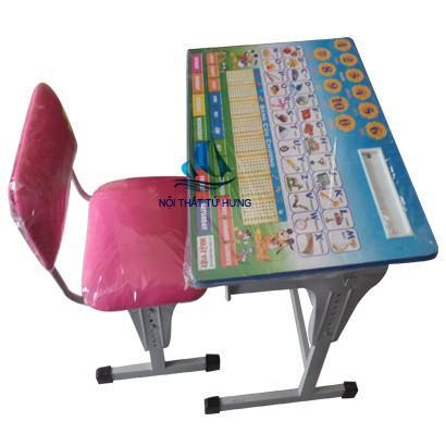 Bộ bàn ghế học bài cho bé
