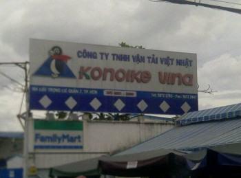 Công Ty Vận Tải Việt Nhật