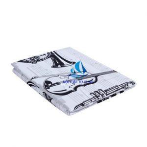 Drap trải giường chất liệu cotton
