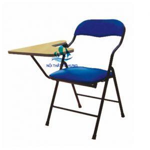 Ghế xếp liền bàn giá rẻ trung tâm ngoại ngữ thường dùng