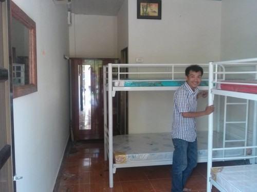 Giao giường tầng cho nhà nghỉ Hoàng Nga Phan Thiết