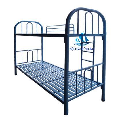 Giường sắt 2 tầng giá rẻ HCM