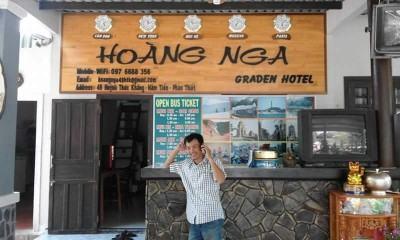 Nhà nghỉ Hoàng Nga Phan Thiết