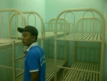 Nội Thất Tứ Hưng giao giường sắt 2 tầng tại CAP 11, Bình Thạnh