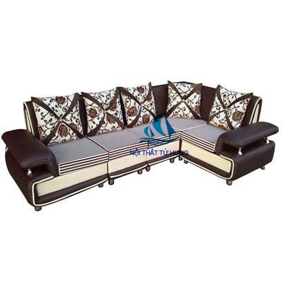 Mẫu sofa góc gia đình giá rẻ, sang trọng
