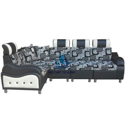 Mẫu salon, sofa góc phòng khách đẹp, hiện đại