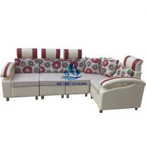 Mẫu salon, sofa góc gia đình ấn tượng