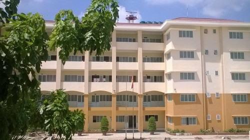 Trường Cao Đẳng Nghề Giao Thông Đường Thủy