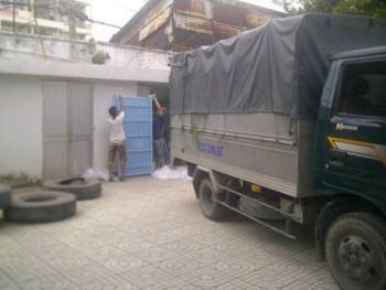 Tứ Hưng giao giường tầng cho Công Ty Vận Tải Việt Nhật