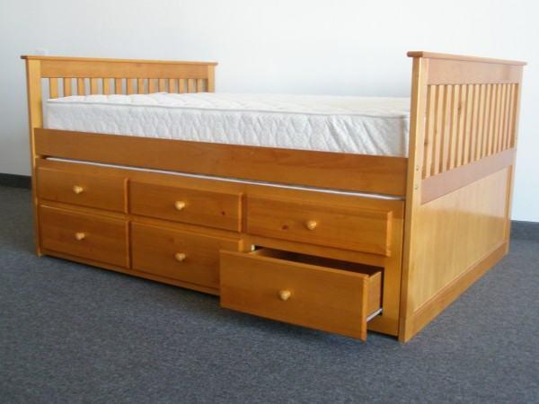 Giường có tủ đựng đồ