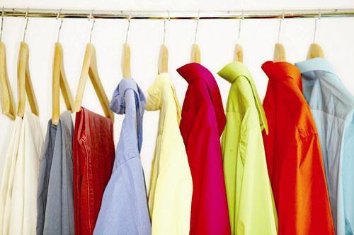 Phân loại trang phục trong tủ áo quần