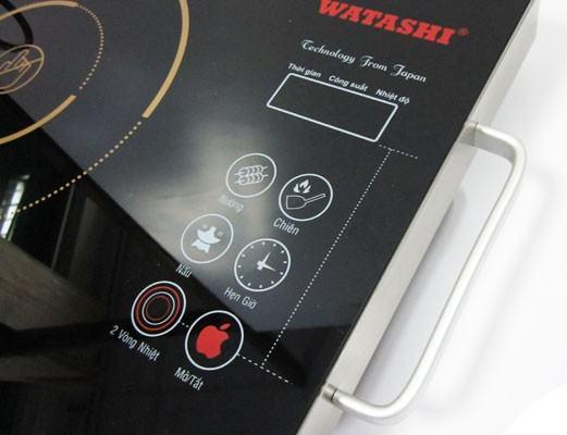 Tay cầm bếp hồng ngoại Watashi