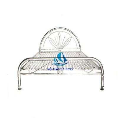 Mẫu giường ngủ bằng inox đẹp, chất lượng