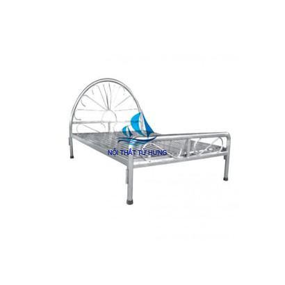 Giường ngủ inox giá rẻ HCM