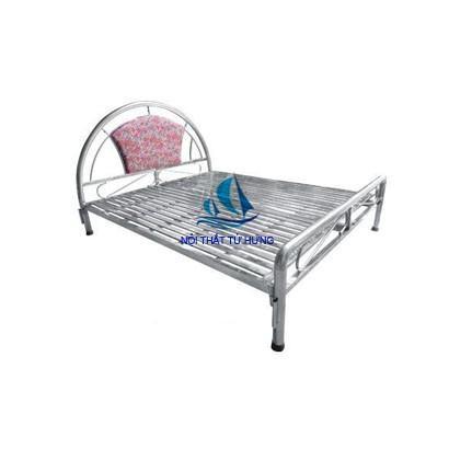 Giường ngủ bằng inox giá rẻ HCM