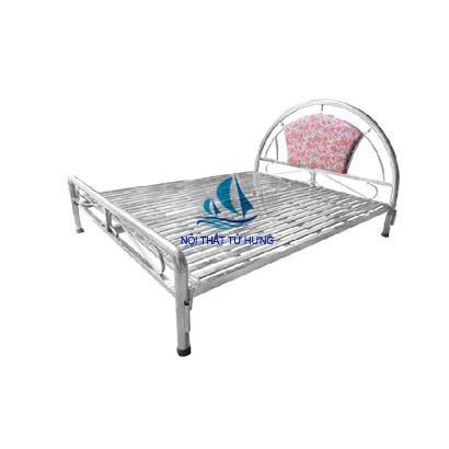Giường ngủ inox bền, đẹp, rẻ