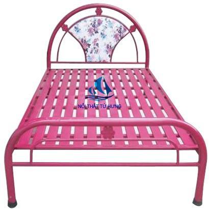Mẫu giường sắt cá nhân đẹp